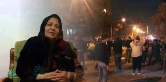 شکوفه یداللهی یکی از دراویش گنابادی در زندان تهران بزرگ با خطر مرگ مواجه است