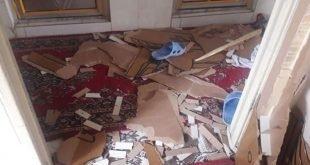تصاویری از هجوم شبانه نیروهای امنیتی به منازل کشاورزان اصفهانی