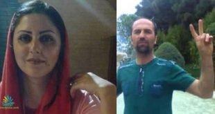 پیام بهنام ابراهیم زاده زندانی سیاسی سابق خطاب به گلرخ ایرایی