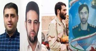 اعتراف ايران به كشته شدن ۴ نظامى خود در حمله به یک پایگاه هوایی سوریه