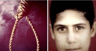 محمدرضا حدادی کودک مجرم در آستانه اعدام قرار دارد