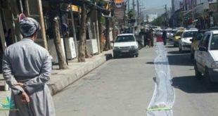 پیوستن پیرانشهر به اعتصاب سراسری کسبه و بازاریان در چهارمین روز