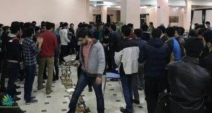 تجمعات اعتراضی دانشجویان نسبت به کیفیت پایین غذا در دانشگاههای مختلف