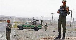 کشته و زخمی در تیراندازی ماموران به خودرو حامل مهاجران افغان