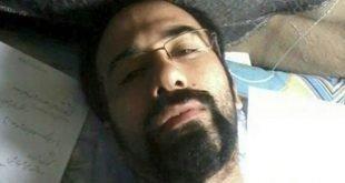 دو هفته بی خبری از زندانی سیاسی سهیل عربی