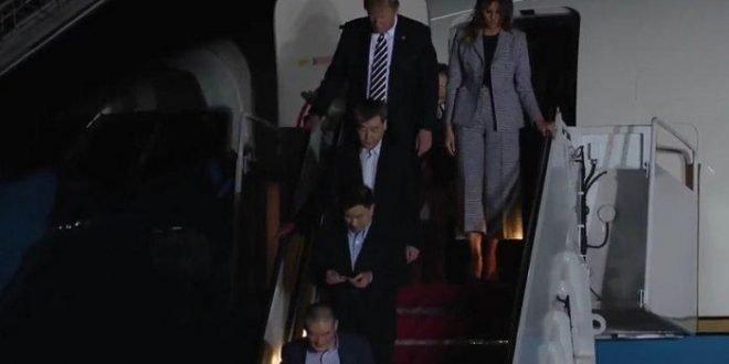 کره شمالی سه زندانی آمریکایی را آزاد کرد