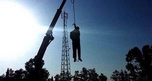 اعدام دو زندانی در ملاء عام در شهر مشهد