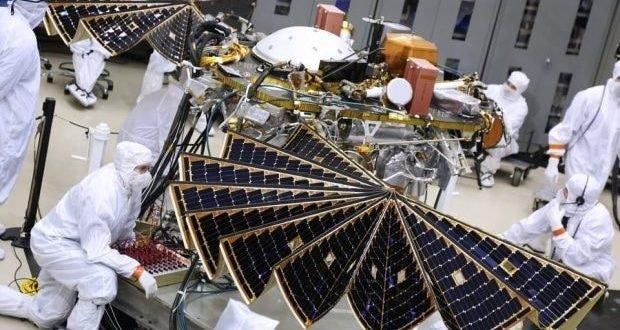کاوشگر اینسایت٬ آماده نگاه به درون سیاره مریخ می باشد. با توجه به جمعیت کاوشگرهای مریخ به نظر میآید مریخ از این پس شلوغ شود. اما چرا یک مریخنشین دیگر به این سیاره ارسال میشود؟