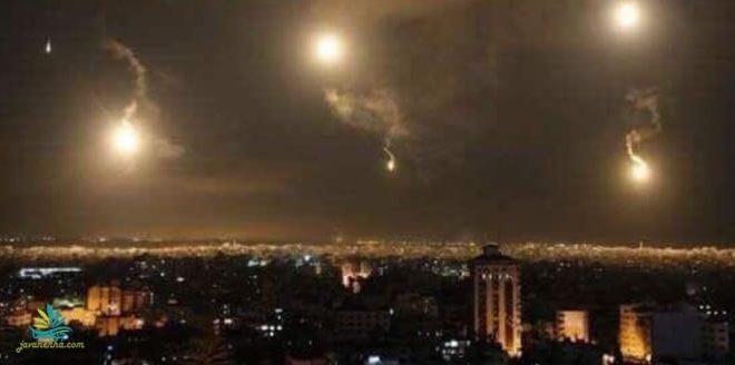 اسرائیل سپاه پاسداران ایران را مسئول حمله موشکی به مواضع خود دانست