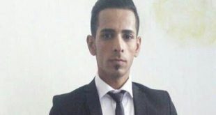 اعتصاب غذای علی ظاهری ساری از فعالین مدنی اهوازی در زندان شیبان اهواز