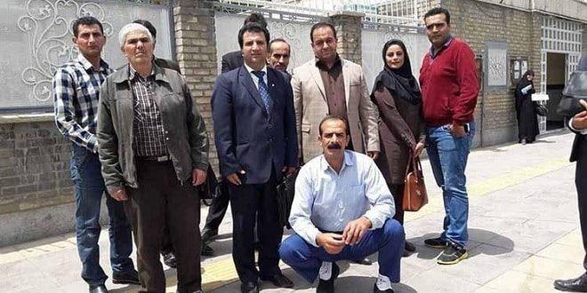 برگزاری دادگاه یازده تن از بازداشت شدگان تظاهرات سراسری