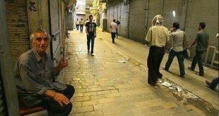 اعتصاب مغازه داران در بازار کویتی ها و پاساژ علاءالدین در تهران