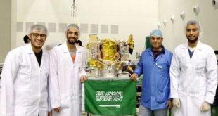 مشاهده نیمه تاریک کره ماه؛ مقصد سفینه فضایی سعودی و چین