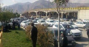 سومین روز اعتصاب و تجمع کارگران هپکو اراک