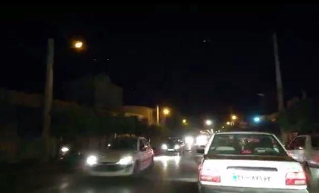 جشن پیروزی مردم کازرون و عقب نشینی وزارت کشور در برابر خواسته های مردم