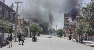 وضعیت ملتهب و متشنج شهر کازرون