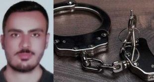 دستگیری خشایار ذوقی تبار و انتقال وی به آگاهی توسط نیروی انتظامی