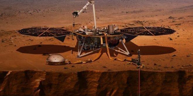 کاوشگر تازه ناسا راهی مریخ شد