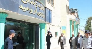اعتصاب غذای زندانی قطع نخاعی در سلول انفرادی زندان مرکزی ارومیه