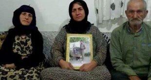 مادر رامین حسین پناهی خطاب به فدریکا موگرینی:قلب مرا هم روی میز مذاکره بگذارید