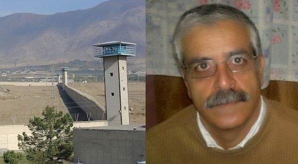 اعتصاب داروی زندانی سیاسی ابوالقاسم فولادوند
