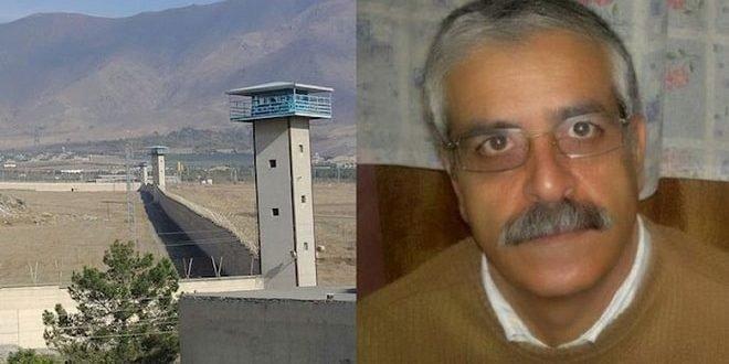 انتقال ابوالقاسم فولادوند به سالن ۱۰ زندان رجایی شهر