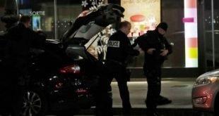 یک کشته و چهار زخمی در حمله با چاقو با فریاد «الله اکبر» در پاریس
