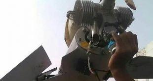 یک پهپاد ایرانی حوثیها در نزدیکی فرودگاه الحدیده سرنگون شد