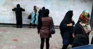 سنگباران موسسه کاسپین در رشت توسط زنان خشمگین غارت شده