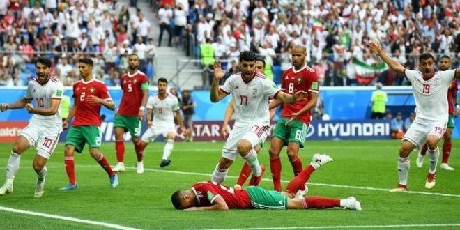 وحشت کارگزاران حکومتی از جشن پیروزی تیم ملی فوتبال ایران و درگیری مأموران با جوانان در تهران