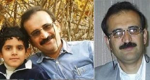 به یاد زندانی سیاسی غلامرضا خسروی
