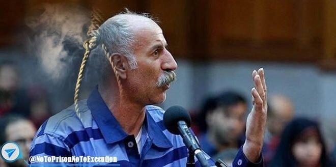 حکم اعدام محمد ثلاث سحرگاه امروز به اجرا درآمد