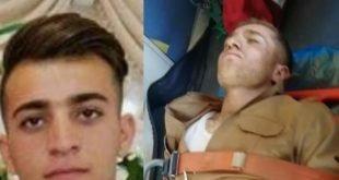 به رگبار بستن کولبران و کشته و زخمی شدن دو کولبر از سوی نیروهای نظامی ایران