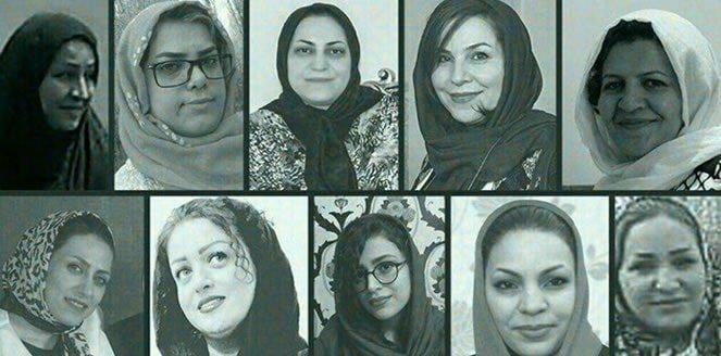 ضرب و شتم زنان زندانی در زندان قرچک ورامین