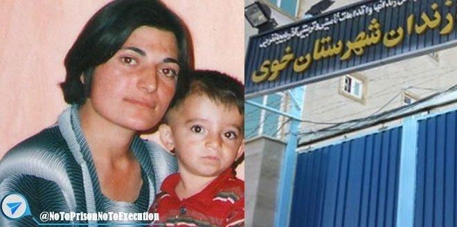 نامه زینب جلالیان از زندان خوی