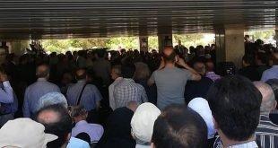 پیکر عباس امیرانتظام برای خاکسپاری در اختیار خانواده اش قرار نگرفت