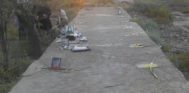 تخریب گورهای جمعی مربوط به اعدامهای تابستان ۶۷ موجب نابودی آثار جرم خواهد شد