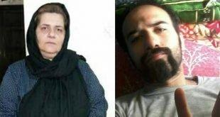 استمداد مادر سهیل عربی و افشای توطئه و طرح کثیف دستگاه قضاییه