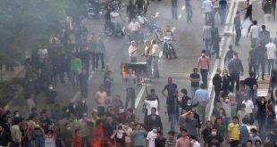 ۱۸ تیر به خاک و خون کشیدن کوی دانشگاه تهران و شهادت عزت ابراهیم نژاد