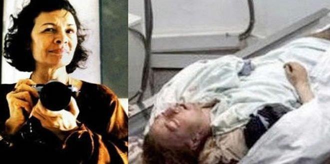 درخواست سازمان گزارش گران بدون مرز برای مجازات مسئولان قتل زهرا کاظمی