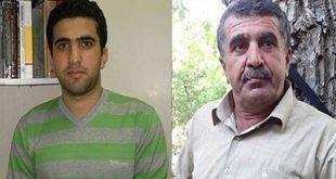 پیام زندانی سیاسی زانیار مرادی پس از ترور ناجوانمردانه پدرش اقبال مرادی