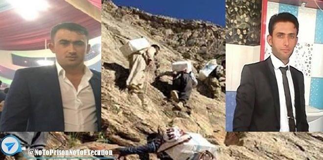 قتل دو کولبر جوان با شلیک مستقیم نیروهای حکومتی در سلماس