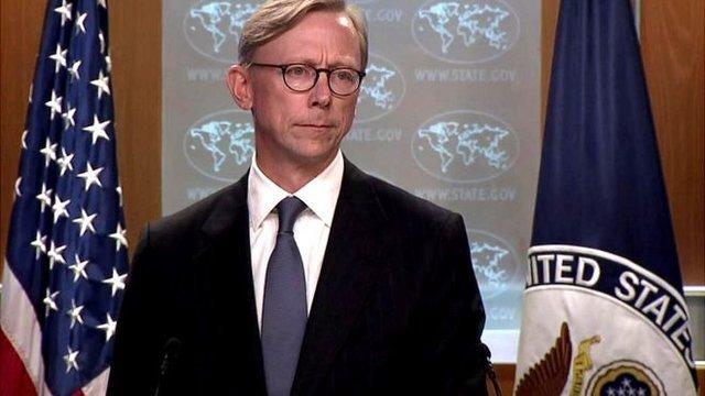 برایان هوک: پاسداران مردم را سرکوب میکنند و حکومت ایران مانند مافیا عمل میکند