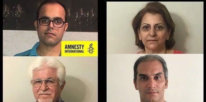 بیانیه عفو بینالملل در محکومیت احکام زندانیان مسیحی در ایران
