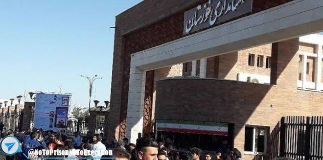 احضار تعدادی از کارگران گروه ملی فولاد اهواز به دادگاه انقلاب