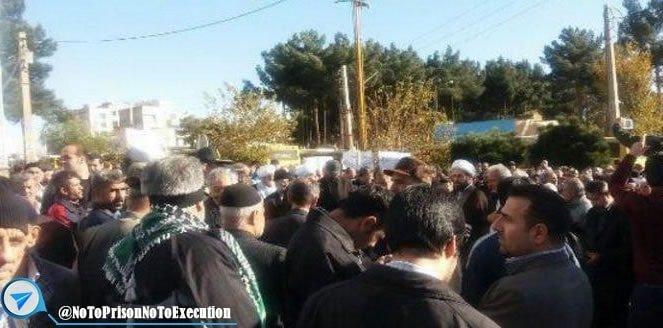 بازداشت ۲ نفر در اعتراض مردم قرچک ورامین
