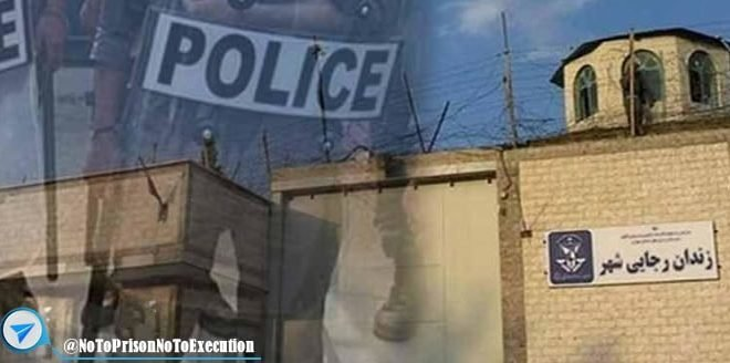 یورش گارد زندان به زندانیان اهل سنت زندان