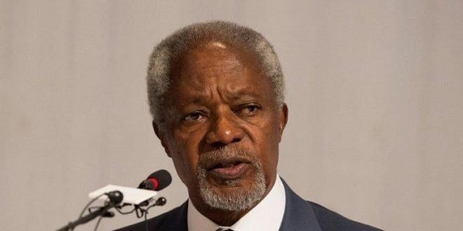 کوفی عنان دبیرکل پیشین سازمان ملل درگذشت