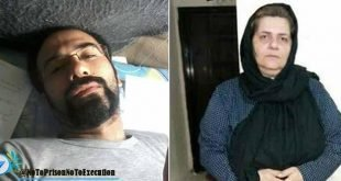گفتگویی با فرنگیس مظلوم مادر زندانی سیاسی سهیل عربی