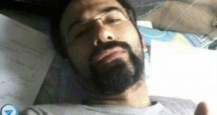 پیام زندانی سیاسی سهیل عربی از زندان تهران بزرگ با صدای خودش